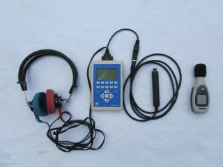 Audiometer, hearing, testing prayer