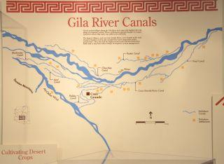 Gila River Canals