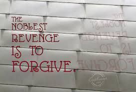 Why is getting revenge is bad?