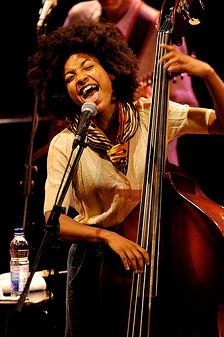 Esperanza Spalding, by PuroJazz on Flickr