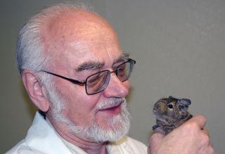 Jaak Panksepp, founder of affective neuroscience