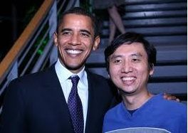 Obama and Meng