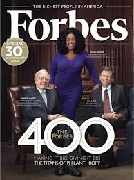 Oprah Winfrey, Bill Gates, Warren Buffet