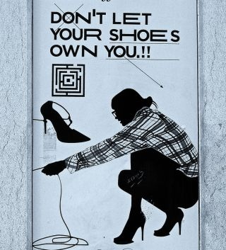 (Don't) Let Your Shoes Own You!! by Pedro Ribeiro Simões Flickr Licensed Under CC BY 2.0