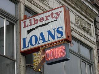 """""""Liberty Loans"""" photo by Joe Mabel, Wikipedia Commons"""