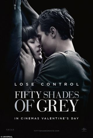 Fifty Shades of Gray Promotional Poster
