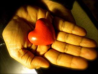 Wikimedia (compassionate hands)
