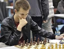 Peter Lelic Playing Chess/Wikipedia Commons