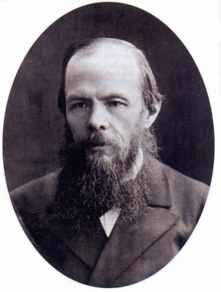 Fyodor Dostoevsky 1879. Russian Life Nov/Dec 2006. Wikimedia Commons, Public Domain.