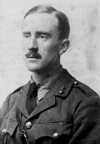 Young JRR Tolkien Public Domain/Wikimedia Commons