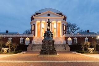 University of Virginia/Shutterstock