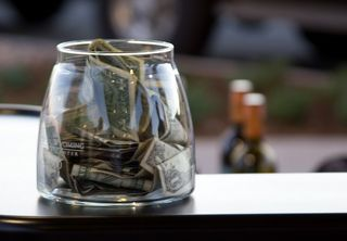 Tip Jar at Open Bar by Dave Dugdale Flickr Licensed Under CC BY 2.0