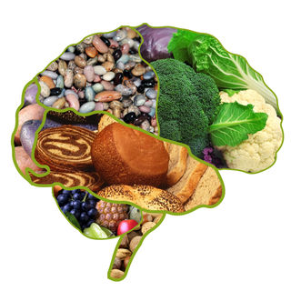 raw vegan diet and brain development