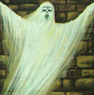 Medieval Ghost/Wikimedia Commons