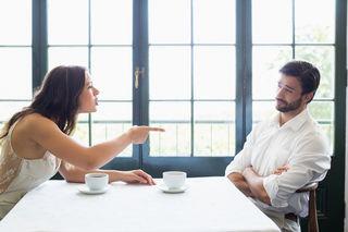 Couple argues then has sex