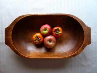 Wooden Bowl photograph copyright © 2017 by Susan Hooper