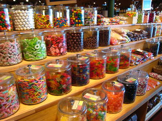 Jars of Sweets/Barb Watson/CC BY NC 2.0