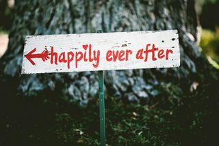 Happily Ever After by Ben Rosett/ Unsplash