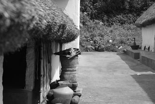 Village Home by Sudhanshu Goyal Flickr Licensed Under CC BY 2.0