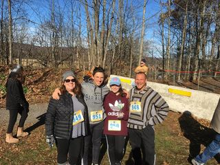 Glenn Geher / the family!