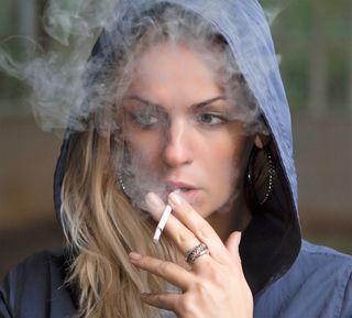 Smoking by Stas Svechnikov Unsplash Licensed Under CC BY 2.0