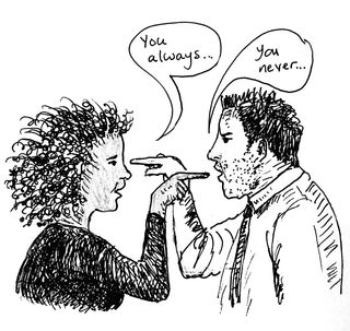 Illustration by Sarah Rayner from 'Making Peace with Divorce'