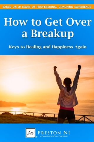 recovering from a long term relationship breakup