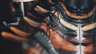 Row of Shoes by Duong Tran Quoc Unsplash Licensed Under CC BY 2.0