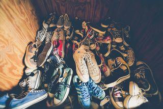 Shoe Wardrobe by Jakob Owens Unsplash Licensed Under CC BY 2.0