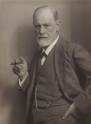 Sigmund Freud/Wikimedia Commons