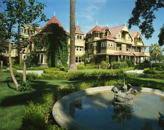 The Winchester Mystery House and Other Haunted Places