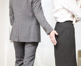 Passive sexual harassment
