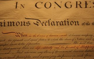 to what extent has the us lived up to the promises of the declaration