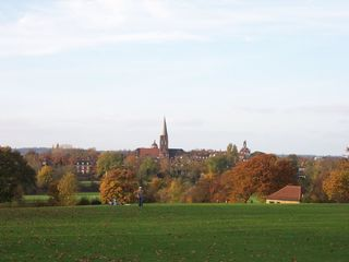 Hampstead Heath, North-East/Loz Pycock/Wikimedia Commons/CC BY-SA 2.0