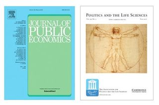 Journal of Public Economics and Politics and the Life Sciences