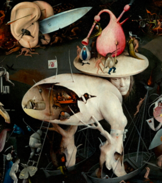 """Public domain via Wikimedia Commons (""""The Garden of Earthly Delights"""" by Hieronymous Bosch)"""