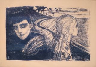 Edvard Munch/Public Domain