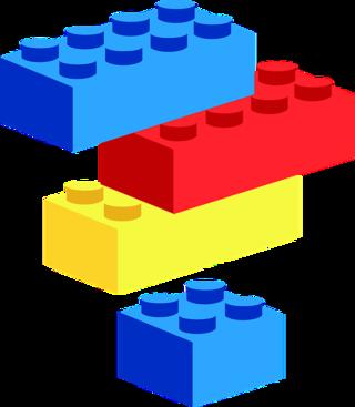 Blocks Building Brick. Pixabay. Public Domain.