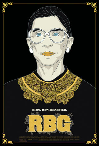 "Illustration for ""RBG"" courtesy of Magnolia Pictures."