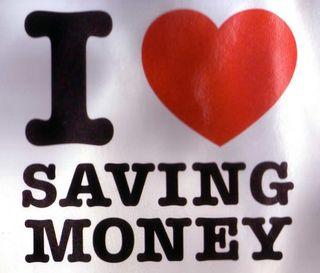 I Love Saving Money by Anthony Crider Flickr Licensed Under CC BY 2.0