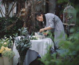 Gardening by Wang Xi Unsplash licensed under CC BY 2.0