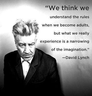 David Lynch (image from Pinterest)