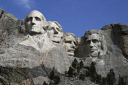 Mt. Rushmore, Wikipedia, Public Domain