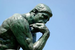 "Rodin's ""The Thinker""/Wikimedia Commons"