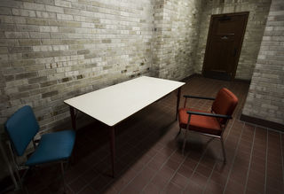 Krystian Olszanski/Interrogation Room/Flickr