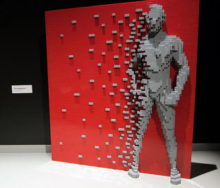 Art of the Brick | by wiredforlego, labeled for reuse, Flickr
