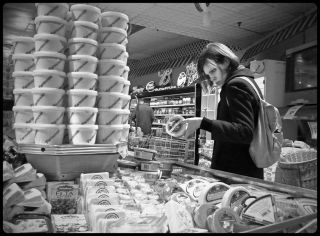 All lost in the supermarket Pt.2 by Lou Bueno Flickr Licensed Under CC BY NC ND 2.0