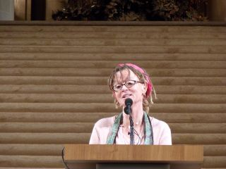 Anne Lamott/Wikipedia; public domain