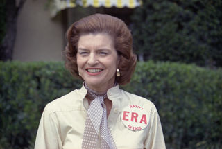 First Lady Betty Ford/ Wikicommons.org
