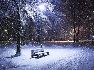 By siddu; snow-night; commons.wikimedia